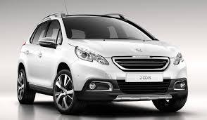 Экономичный внедорожник Peugeot 2008