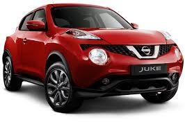 Экономичный внедорожник Nissan Juke