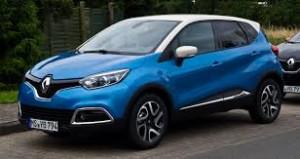 Бюджетный внедорожник Renault Captur