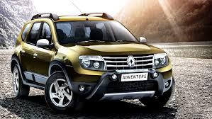 Экономичный внедорожник Renault Duster