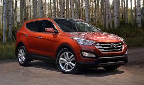 Экономичный внедорожник Hyundai Santa Fe