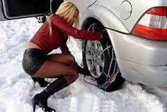 Когда нужно менять резину на зимнюю?