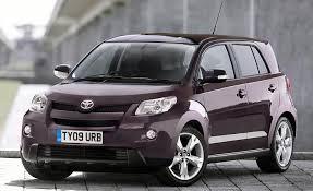 Экономный внедорожник Toyota Urban Cruiser