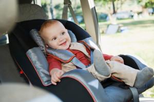 Советы по перевозке ребенка в автокресле
