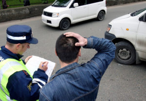 Как избежать наказания, если скрылся с места ДТП