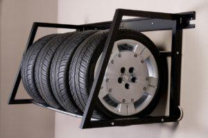 Особенности хранения шин