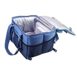 Автомобильная сумка-холодильник — бюджетный вариант для коротких поездок