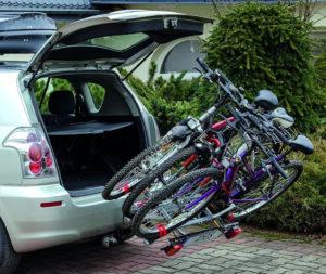 Багажник для велосипедов на фаркоп