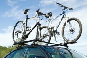 Перевозка велосипедов на автомобиле: способы и виды креплений