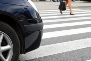 Правила пешеходного перехода для водителя
