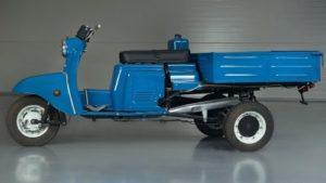 Мотороллер «Муравей»: как выглядит сегодня, и как запустить его двигатель?
