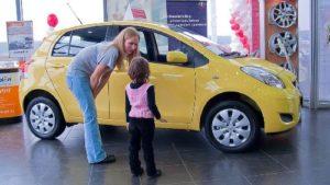 Разрешили ли покупать авто за материнский капитал, и какую машину можно будет купить?