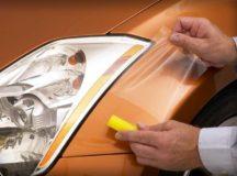 Антигравийная пленка на авто - цены и цвета, различие между карбоновой, полиуретановой и виниловой