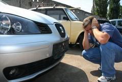 Что делать, если украли или потерял номер от машины?