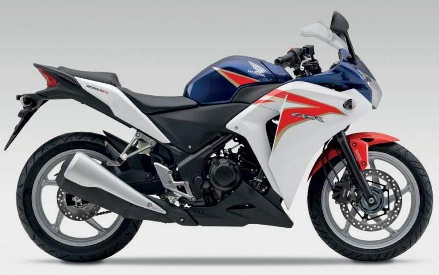 Спортбайк Honda CBR250R