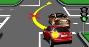 Обгон на перекрестках по правилам ПДД: в каких случаях разрешен, и когда ждать штрафа