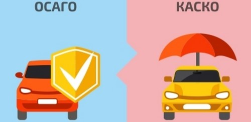 КАСКО и ОСАГО - разница между страховками и их преимущества и недостатки