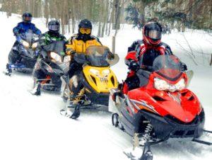 Права на снегоход: какие правила