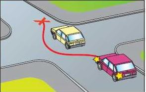 Разрешен ли обгон по главной на нерегулируемом перекрестке?