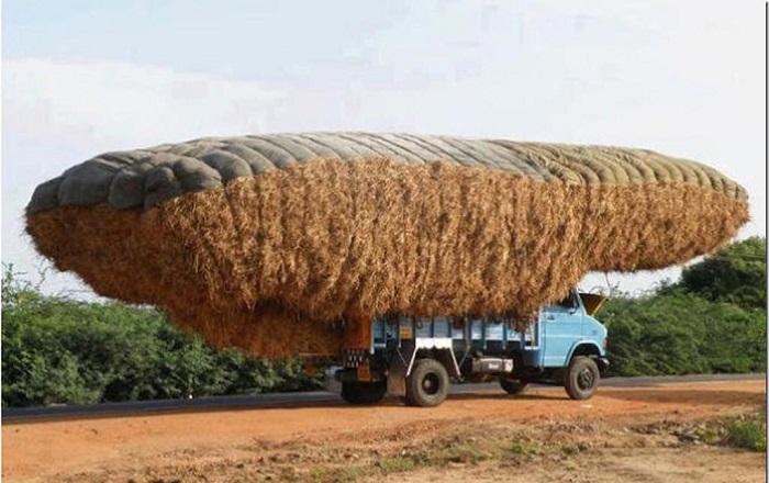 Штраф заперегруз грузового транспорта