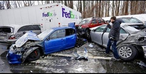 Опасное вождение: торопыги на дороге