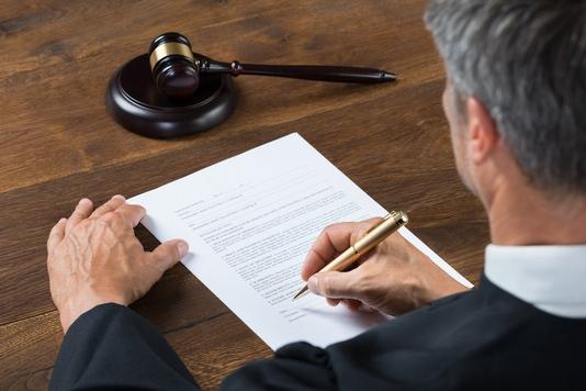 Лишение прав всудебном порядке