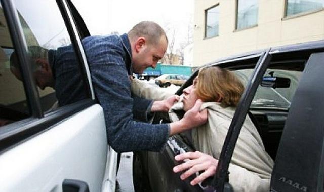 Опасное вождение: нервяки на дороге