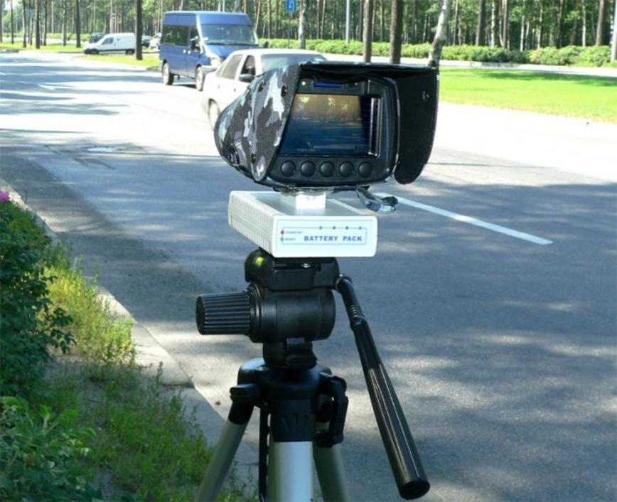 Мобильные камеры видеофиксации