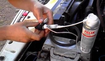 Чистка инжектора своими руками со снятием форсунок и без: проверенные способы